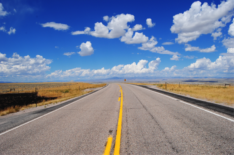 """""""The open road"""" by Hatters! is licensed under CC BY-NC 2.0"""